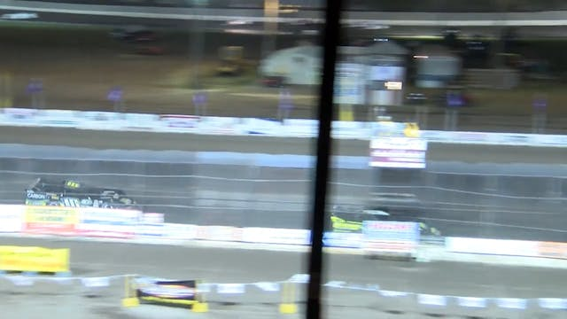 Wissota 100 Late Model Feature 9/14/17