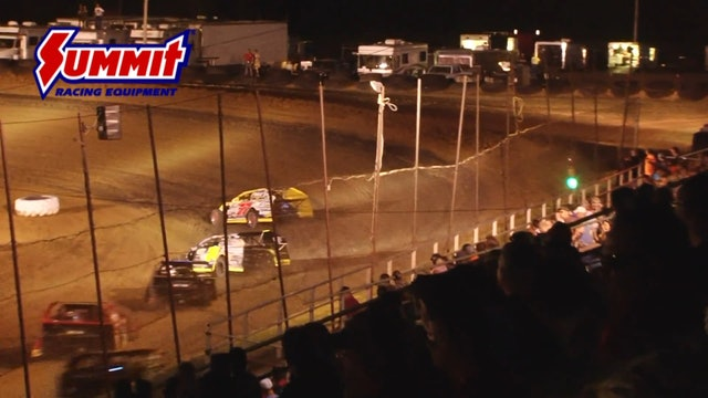Summer Nats Mod A-Main Spoon River 6/22/17