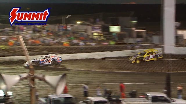 Summernationals Mod A-Main Macon 7/7/16