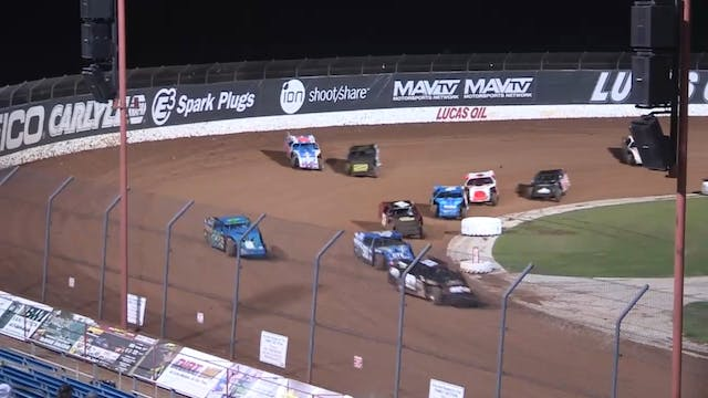 USRA Modifieds A-Main Lucas Oil Speed...