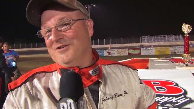 Humboldt Speedway $2000 USRA A-Mod A-Main 07/03/02