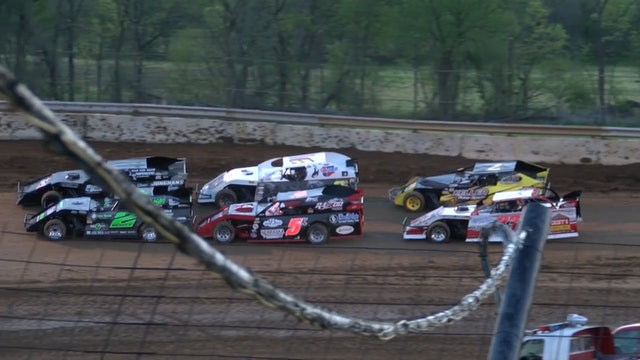 USMTS Heats Atchision County Raceway 4/20/17