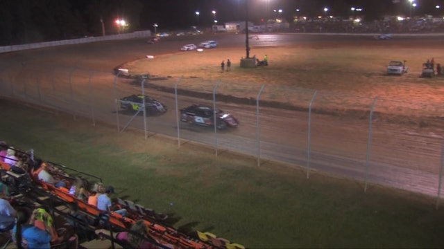 Ark-La-Tex Speedway Heat Highlights Session 1 Heats 6-10 05/31/13