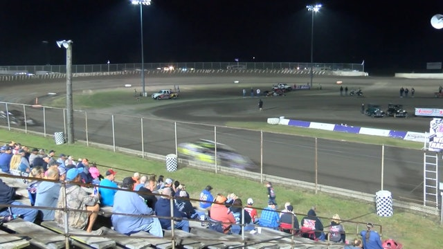 Modified Mania AMS Heats Tri-City Speedway 9/26/19
