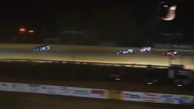 Modified A-Main Atomic Speedway 5/7/16