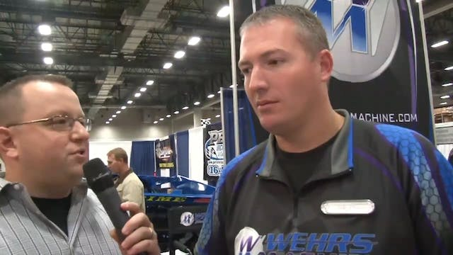 Heartland Auto Racing Show Interviews...