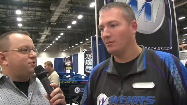 Heartland Auto Racing Show Interviews...