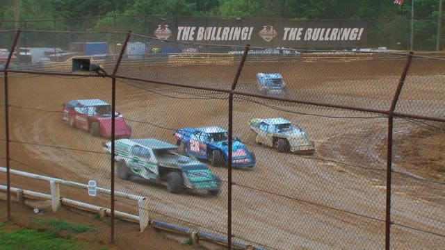 Mega Heats Tyler County Speedway 7/9/16