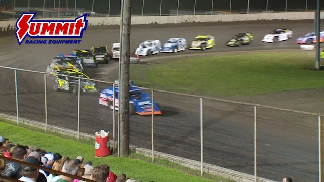Summer Nats Mod A-Main Tri City 6/23/17
