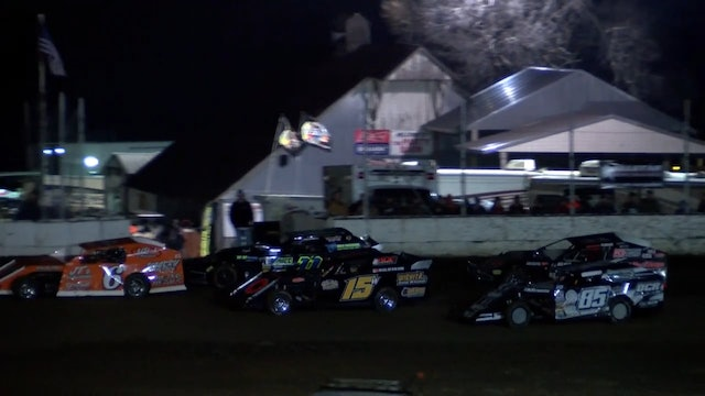 Battle at the Bullring B-Mod C-Main Humboldt 3/23/19