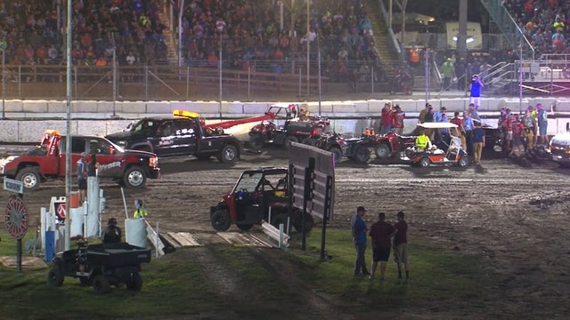 Prairie Dirt Classic Modified Qualifier 3 American Legion Speedway 7/27/18