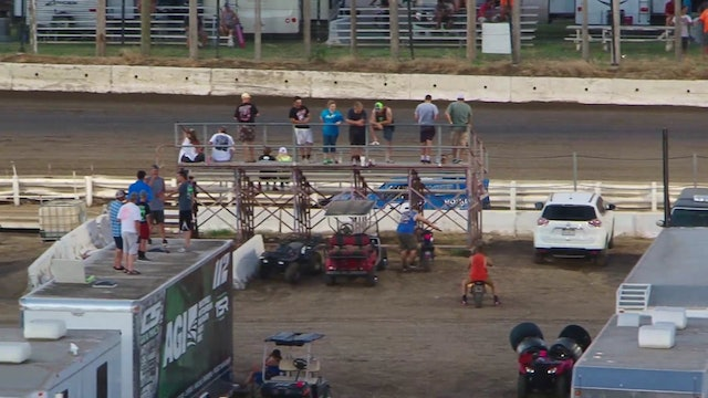 USMTS Silver Dollar Nationals Heats Session 2 I-80 Speedway 7/19/19