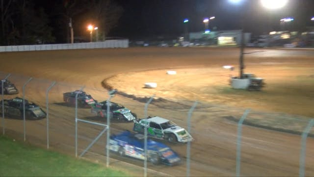 USMTS Ark-La-Tex Speedway Heats 3/3/17