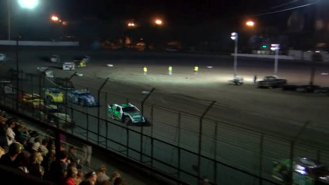 Limited Mod A-Main Shady Oaks Speedwa...