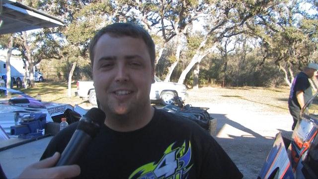 USMTS Shady Oaks Speedway Pre Race Interviews 2016