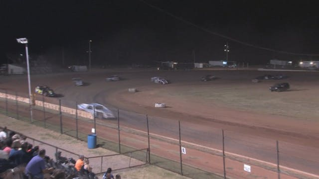 USRA Modifieds A-Main Lawton Speedway...