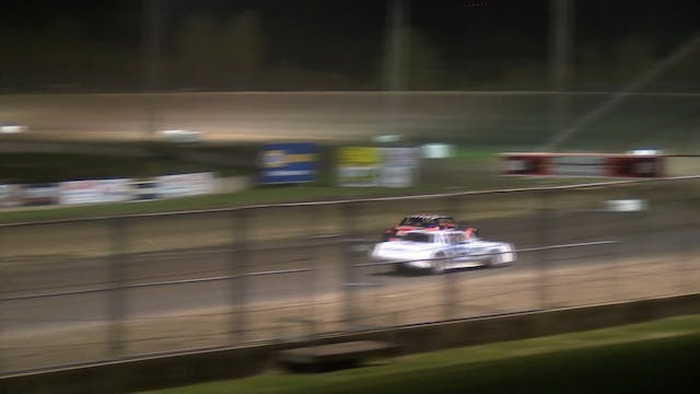 USRA Stock Car A-Main Sports Park Rac...