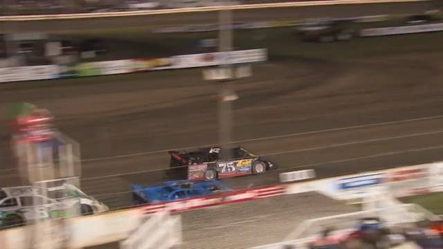 MLRA A Main Lee County Speedway 06/13/14
