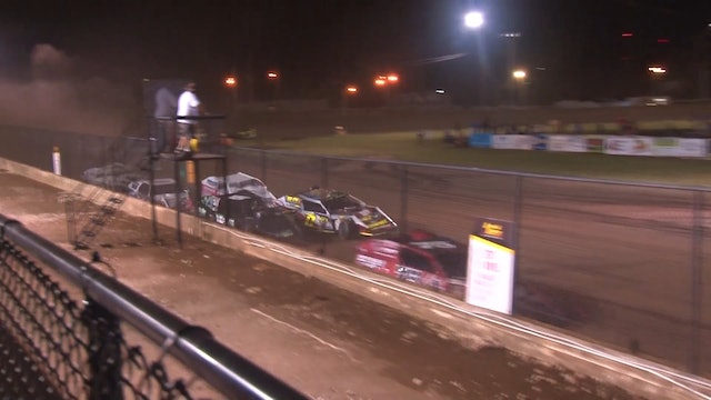 USMTS Fayette County Speedway A-Main 9/6/20