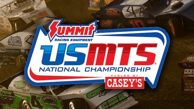 LIVE USMTS Mason Motor Speedway 5/30/21