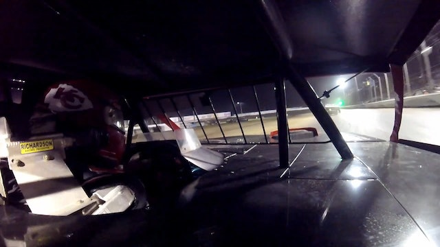 Terry Phillips In Car USMTS King of America Humboldt Speedway 3/27/21