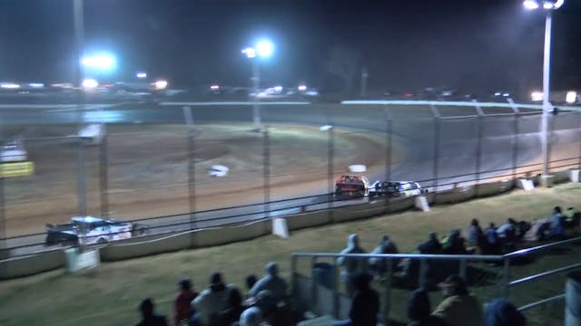 USRA Modified A-Main Springfield Race...