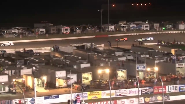USMTS Silver Dollar Nationals A-Main I-80 Speedway 07/17/15
