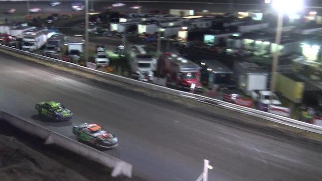 USRA Nationals Stock Car A-Main Hamilton County Speedway 10/19/19