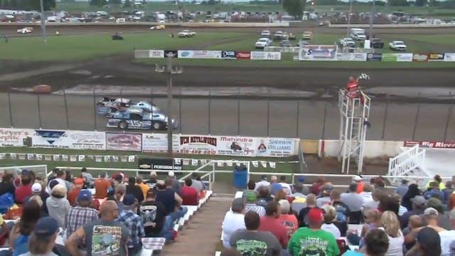 MLRA Heats Lee County Speedway 06/12/15