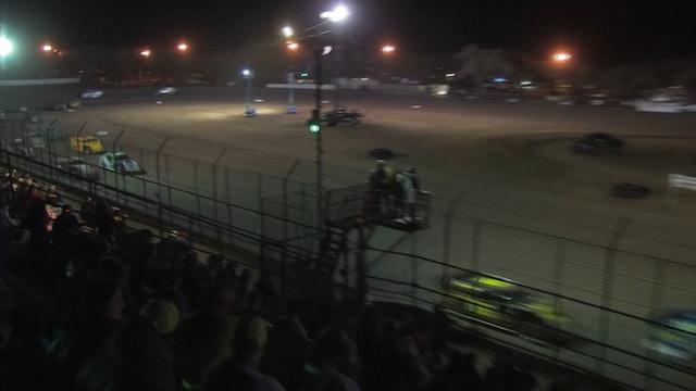 Shady Oaks Speedway Limited Mod A Main 2/13/16