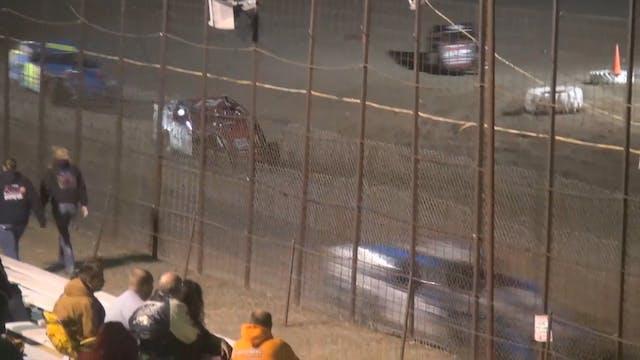 USRA Modifieds A-Main I-35 Speedway 9...