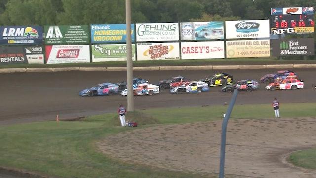 WISSOTA Midwest Mod A-Main Deer Creek Speedway 8/29/20