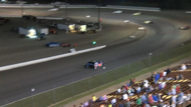 TOMS A-Main Devils Bowl Speedway 7/29/17