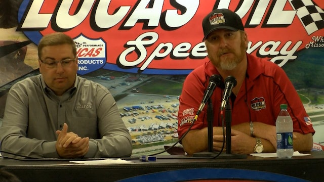 Lucas Oil Speedway Media Day 2016