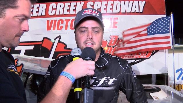 USMTS Fall Jamboree Post Race Interviews Deer Creek Speedway 9/20/19