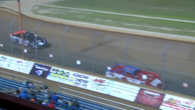 MLRA/Lucas Dirt A-Main Lucas Oil Spee...