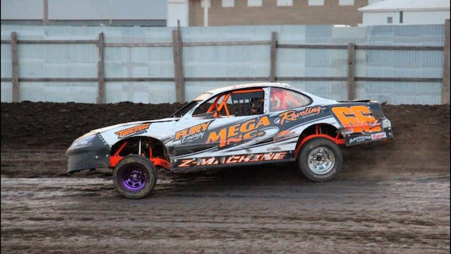 USRA Stock Car Champion Elijah ZeVenB...