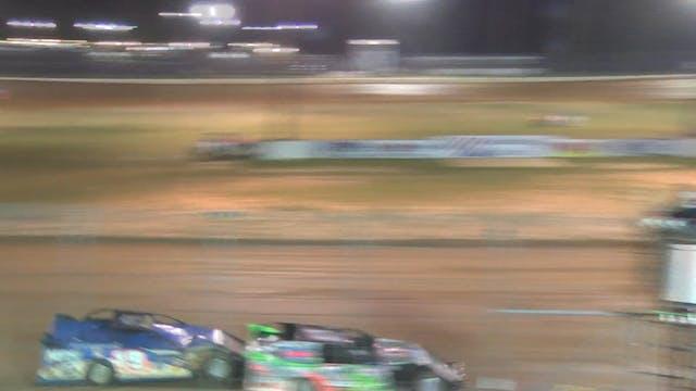 USMTS A Main Ark-La-Tex Speedway 3/2/17