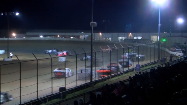 Limited Mod A-Main Cotton Bowl Speedway 2/11/17