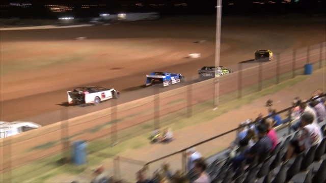 Limited Modified A Main Lawton Speedway 8-11-18