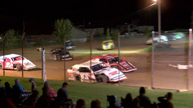 B-Mod A-Main Dallas County Speedway 8...
