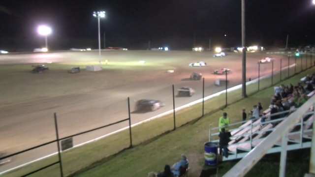 TOMS A-Main Southern Oklahoma Speedway 5/7/16