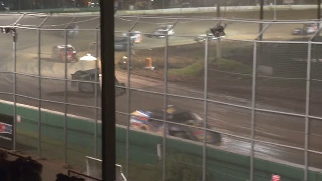 Border Battle Modified A-Main Amsoil ...