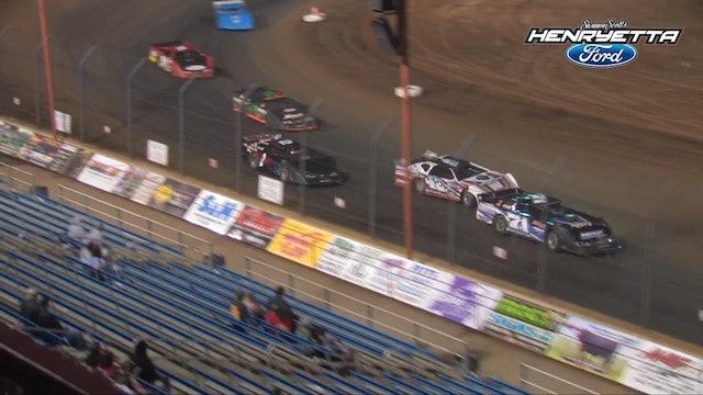 ULMA A Main Lucas Oil Speedway 6/7/14