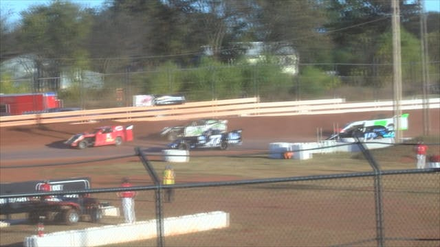 Sooner Limited Mod Heats At Red Dirt ...