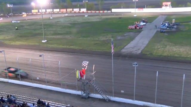 USMTS Heats Lakeside Speedway 4/22/16