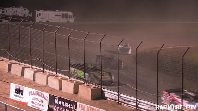 The Sunflower State Showdown at The Great American Dirt Track