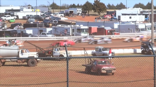 Limited Mod Heats Red Dirt Raceway 3/7/21