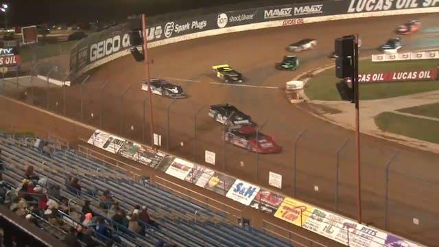 MLRA A-Main Lucas Oil Speedway 05/21/15