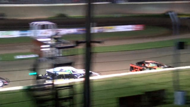 USMTS Modified Heats Deer Creek Speedway 9/23/16